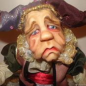 Куклы и пупсы ручной работы. Ярмарка Мастеров - ручная работа Я усталый старый клоун... Handmade.