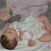 Куклы и игрушки ручной работы. Ярмарка Мастеров - ручная работа кукла реборн Сабрина. Handmade.