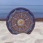 Картины и панно handmade. Livemaster - original item Amber Mandala of harmony and peace. Handmade.