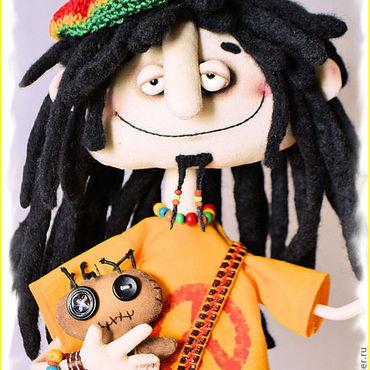 Куклы и игрушки ручной работы. Ярмарка Мастеров - ручная работа ...dont worry, be happy.... Handmade.