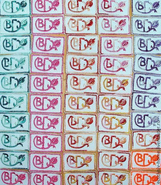 """Упаковка ручной работы. Ярмарка Мастеров - ручная работа. Купить Бирочки именные """" Вензель """". Handmade. Бирочка, бирка"""