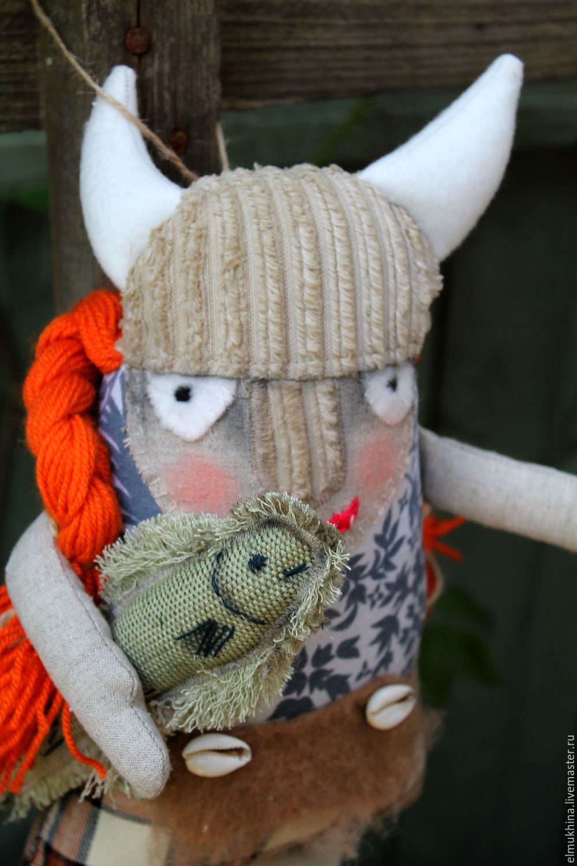 Купить Игрушка. Женщина Викинг - викинги, викинг, викинг 1 ...