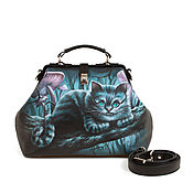 Сумки и аксессуары handmade. Livemaster - original item Middle bag
