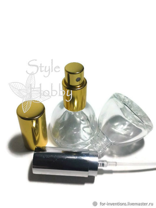 Perfume flacon 11 ml, Bottles1, Moscow,  Фото №1
