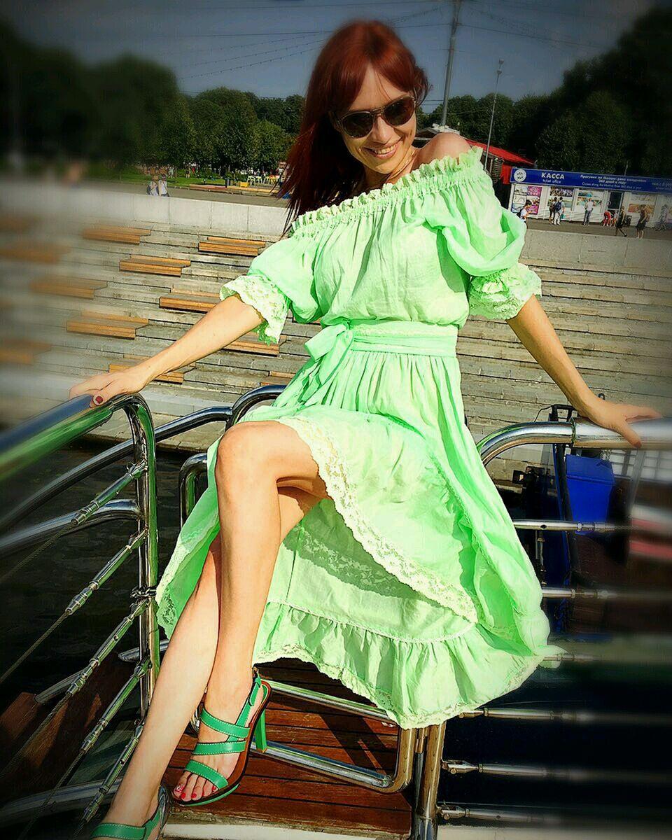 asymmetrical dress, Dresses, Moscow,  Фото №1