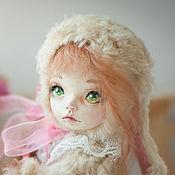 Куклы и игрушки ручной работы. Ярмарка Мастеров - ручная работа Тедди долл Алиса,зайка. Handmade.