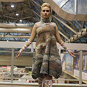 """Одежда ручной работы. Ярмарка Мастеров - ручная работа Платье """"Дух Гор"""". Handmade."""