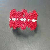 Украшения handmade. Livemaster - original item The macrame Fishnet bracelet. Handmade.