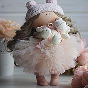 Куклы и игрушки ручной работы. Ярмарка Мастеров - ручная работа Кукла Текстильная Интерьерная. Handmade.