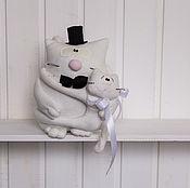 Куклы и игрушки ручной работы. Ярмарка Мастеров - ручная работа Лямурчики. Handmade.