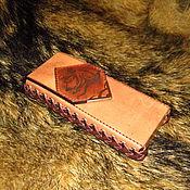 Сумки и аксессуары handmade. Livemaster - original item Case for 120 mm packs of cigarettes. ( Cigarette Case) Ratty. Handmade.