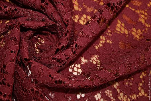 Шитье ручной работы. Ярмарка Мастеров - ручная работа. Купить Итальянское кружево, 1600руб-м. Handmade. Итальянская ткань