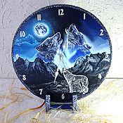 Для дома и интерьера handmade. Livemaster - original item table clock