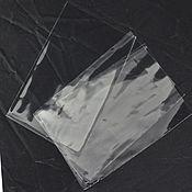 Пакеты ручной работы. Ярмарка Мастеров - ручная работа Пакеты 6 х 15 см БОПП 200 штук без клапана и скотча прозрачный. Handmade.
