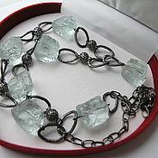 Украшения handmade. Livemaster - original item Beads with pendant