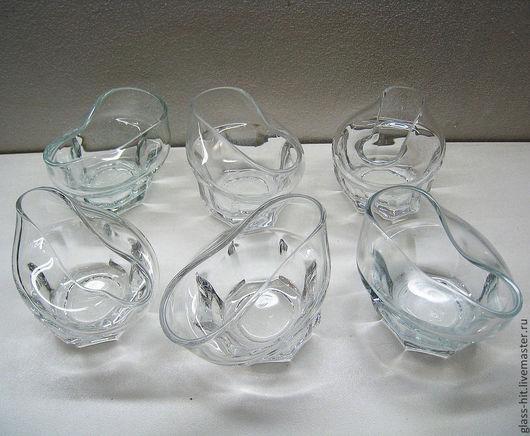 Набор весёлых стаканов для виски!Стекло.
