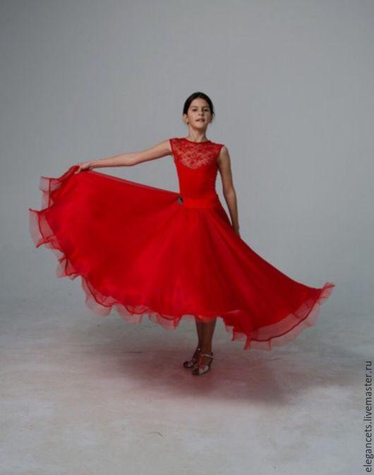 Танцевальные костюмы ручной работы. Ярмарка Мастеров - ручная работа. Купить Платье трансформер для бальных танцев. Handmade. Танцы, купальник
