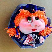 Сувениры и подарки handmade. Livemaster - original item doll Popik Giudicessa. Handmade.