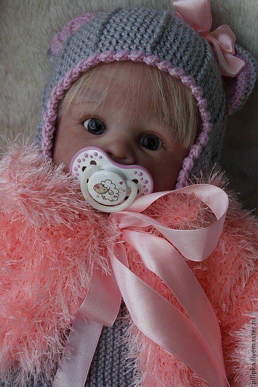 Куклы-младенцы и reborn ручной работы. Ярмарка Мастеров - ручная работа. Купить Алиса. Кукла реборн.. Handmade. Коралловый