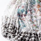 Одежда ручной работы. Ярмарка Мастеров - ручная работа Блузка из креш-шифона. Handmade.
