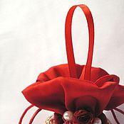 """Сувениры и подарки ручной работы. Ярмарка Мастеров - ручная работа Мешочек """"Annette"""" (многофункциональный). Handmade."""