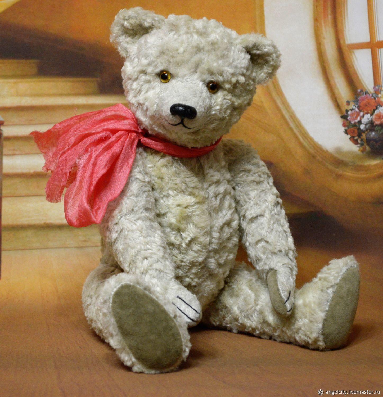 Мишка Тедди: Урсула (по выкройке Бинг 1928 года), Мишки Тедди, Самара,  Фото №1