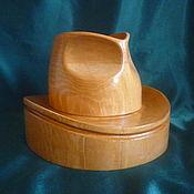 Материалы для творчества handmade. Livemaster - original item Blank-hat 005. Handmade.