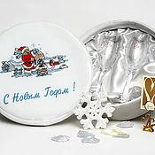 Подарки к праздникам ручной работы. Ярмарка Мастеров - ручная работа Новогодний подарок. Handmade.