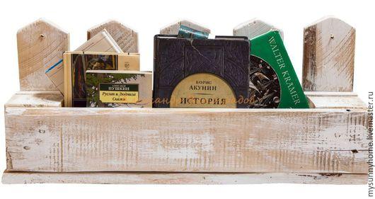 Мебель ручной работы. Ярмарка Мастеров - ручная работа. Купить Ящик малый. Handmade. Комбинированный, полка из дерева, дерево