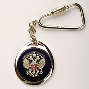 Сумки и аксессуары handmade. Livemaster - original item Keyring in silver 925. Handmade.