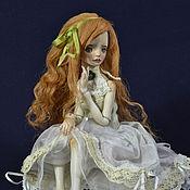 """Куклы и игрушки handmade. Livemaster - original item Porcelain ball jointed doll """"Anita"""". Handmade."""