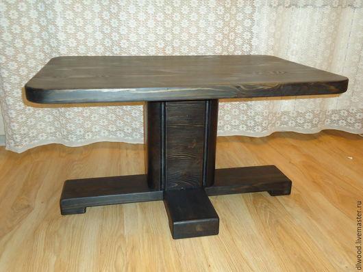 Мебель ручной работы. Ярмарка Мастеров - ручная работа. Купить Журнальный столик. Handmade. Журнальный столик, черный