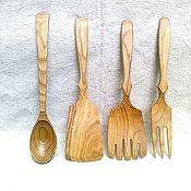 Наборы ручной работы. Ярмарка Мастеров - ручная работа Набор кухонный. Handmade.