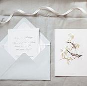 Приглашение на свадьбу генератор открыток
