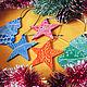 Елочные игрушки в подарок или для украшения вашего дома - разные фигурки и цвета