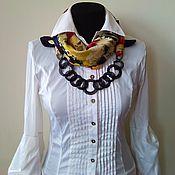 Украшения handmade. Livemaster - original item Scarf-necklace 834. Handmade.