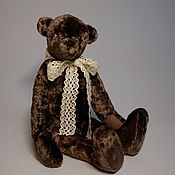 Куклы и игрушки ручной работы. Ярмарка Мастеров - ручная работа Мишка Тедди Ванечка. Handmade.