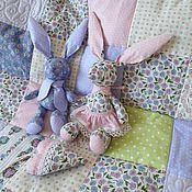 Работы для детей, ручной работы. Ярмарка Мастеров - ручная работа Одеяло лоскутное детское Сашенька. Handmade.