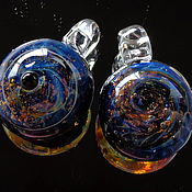 """Украшения ручной работы. Ярмарка Мастеров - ручная работа Кулон """"Вселенная"""". Handmade."""