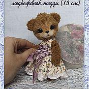 Вяжем мини-мишку. Инструкция по созданию вязаного медвежонка тедди