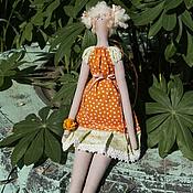 Куклы и игрушки ручной работы. Ярмарка Мастеров - ручная работа кукла Холли. Handmade.