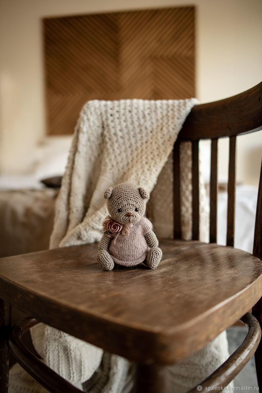 Мишка-малышка вашего детства, винтажный стиль, Мишки Тедди, Петрозаводск,  Фото №1