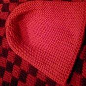 Аксессуары ручной работы. Ярмарка Мастеров - ручная работа Модная шапка бини и снуд. Handmade.