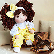 Куклы и игрушки ручной работы. Ярмарка Мастеров - ручная работа Рисальдинка Сашенька. Handmade.