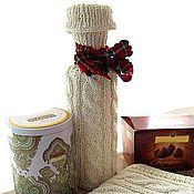 Для дома и интерьера ручной работы. Ярмарка Мастеров - ручная работа Комплект вязаный Уютный уголок. Handmade.
