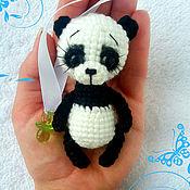 Куклы и игрушки ручной работы. Ярмарка Мастеров - ручная работа Ладошечная пандочка. Handmade.