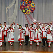 """Одежда ручной работы. Ярмарка Мастеров - ручная работа """" Чувашский народный танец"""". Handmade."""