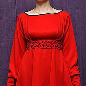 Одежда ручной работы. Ярмарка Мастеров - ручная работа Нежное платье. Handmade.