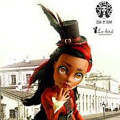 Куклы и игрушки ручной работы. Ярмарка Мастеров - ручная работа ООАК Робекка Стим Monster High. Handmade.