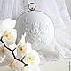"""Женские сумки ручной работы. Ярмарка Мастеров - ручная работа. Купить Свадебная сумочка """" Wedding ball"""". Handmade. Белый"""